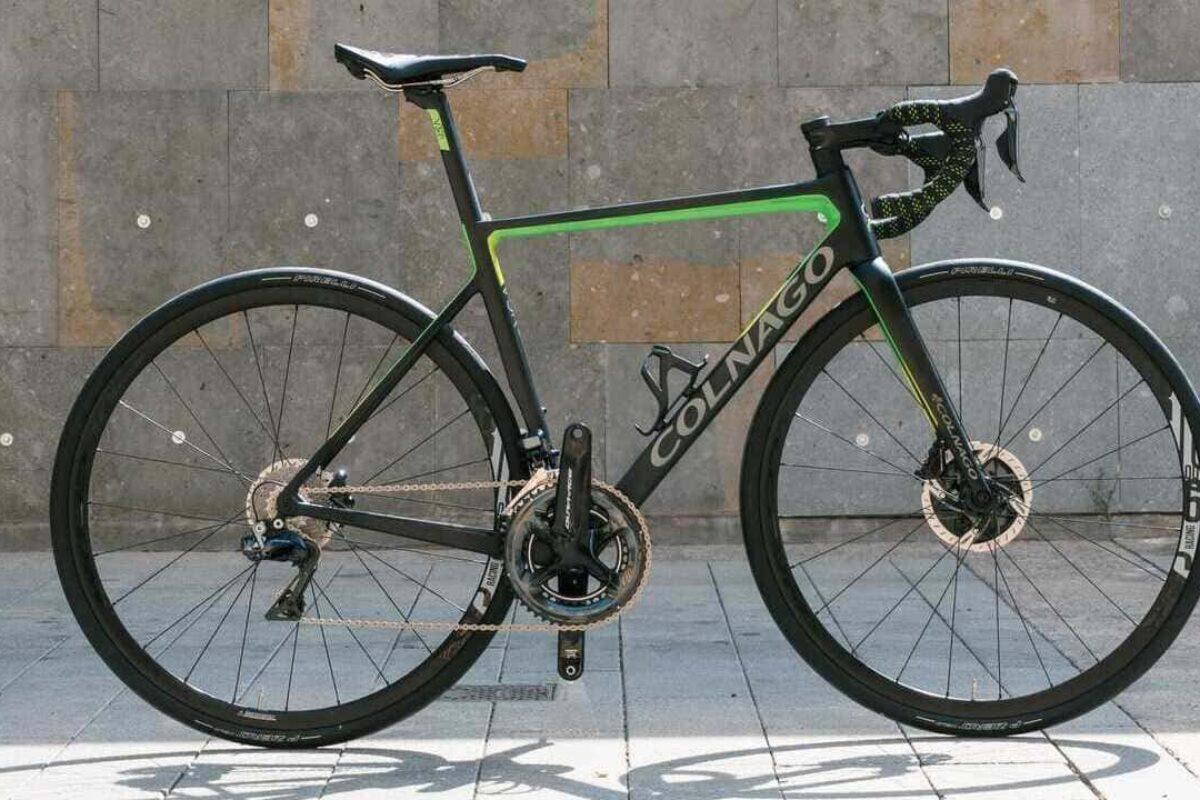 Notre avis sur le Colnago V3RS : le vélo de Tadej Pogacar