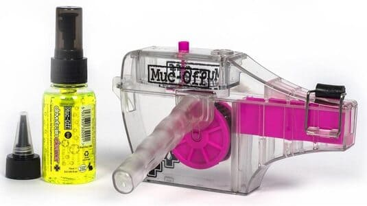Muc-Off X3 Dirty Chain Machine + Drivetrain Cleaner