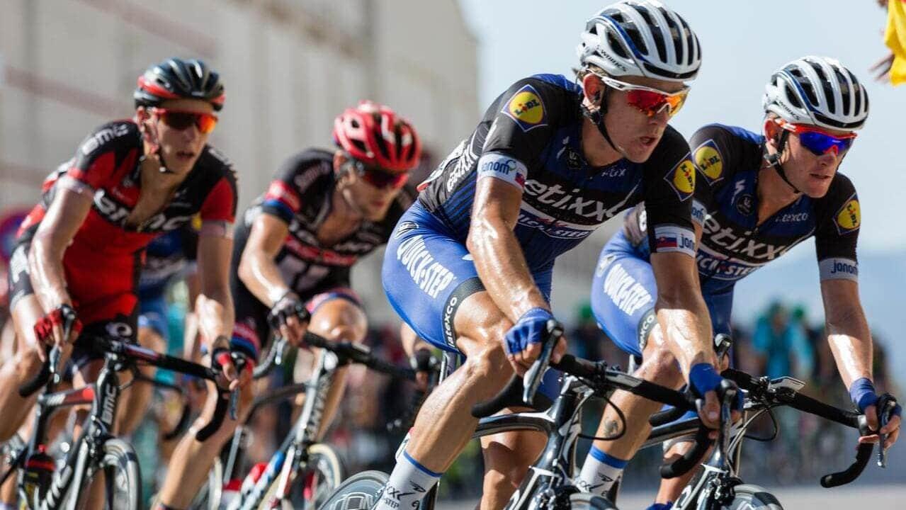 Muscles pédalage cyclisme